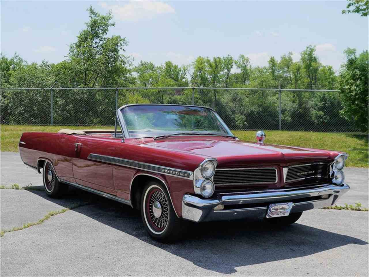 Large Picture of 1963 Pontiac Bonneville Offered by Midwest Car Exchange - LAZG