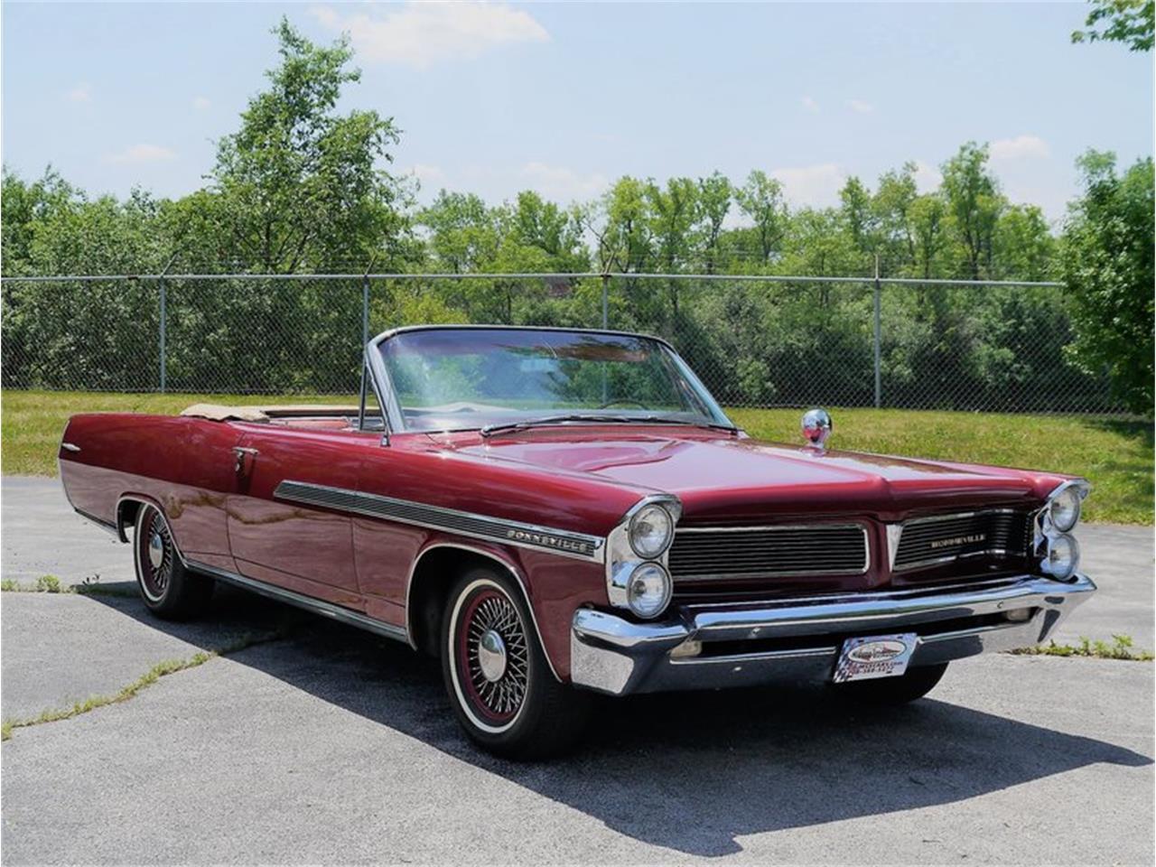 Large Picture of '63 Pontiac Bonneville - $29,900.00 - LAZG