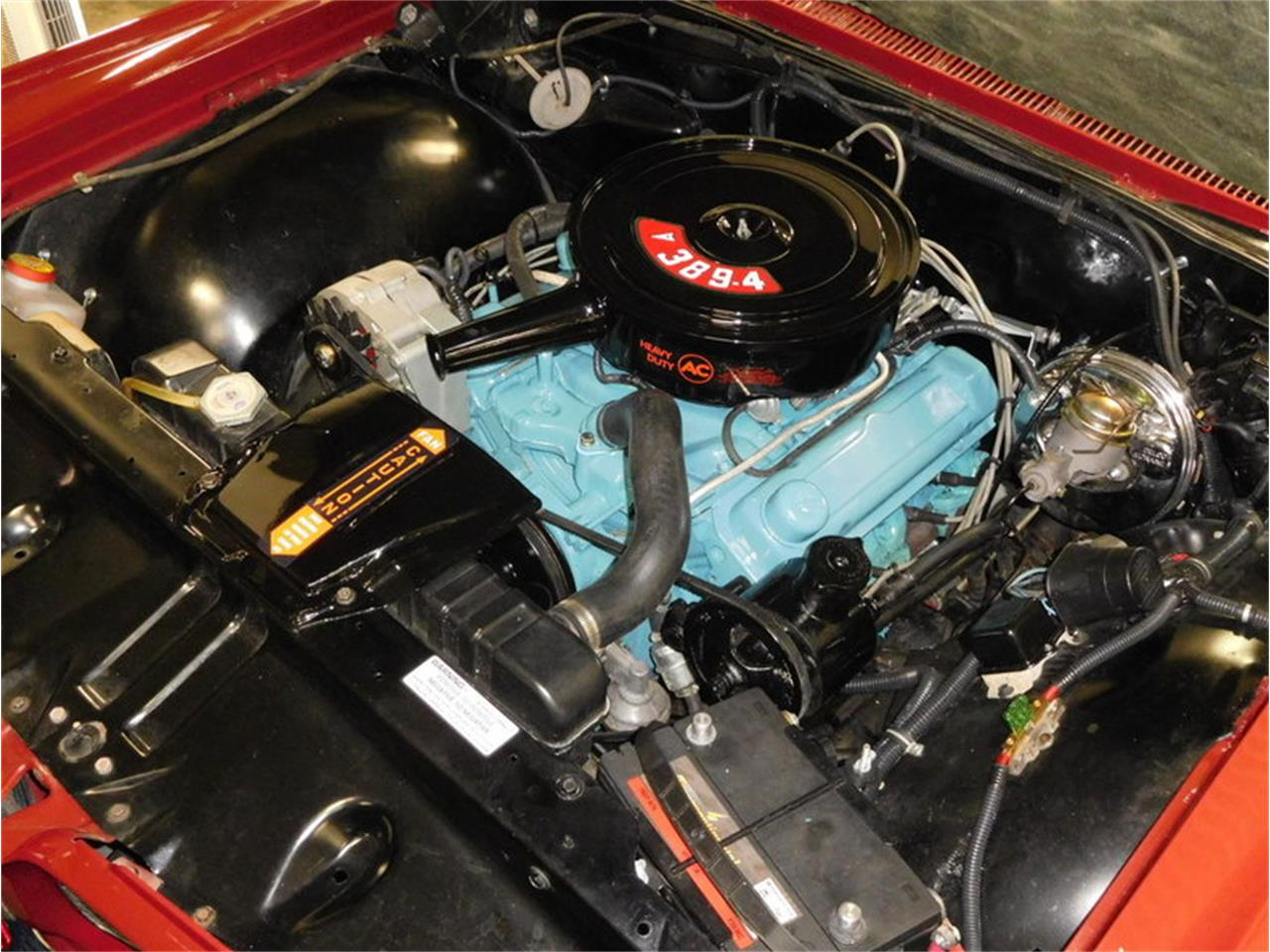 Large Picture of '63 Pontiac Bonneville located in Alsip Illinois - $29,900.00 Offered by Midwest Car Exchange - LAZG