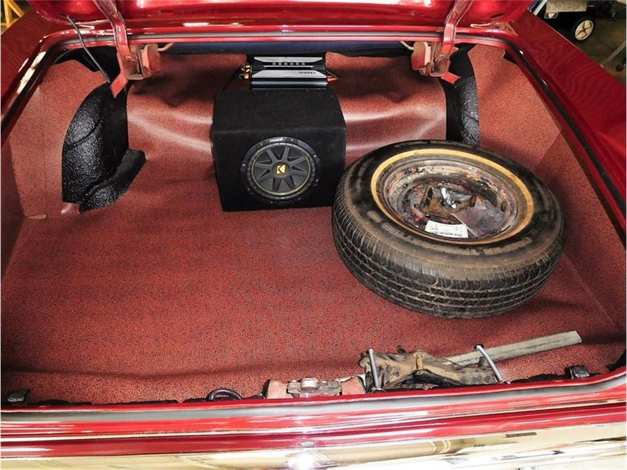 Large Picture of Classic 1963 Bonneville Offered by Midwest Car Exchange - LAZG
