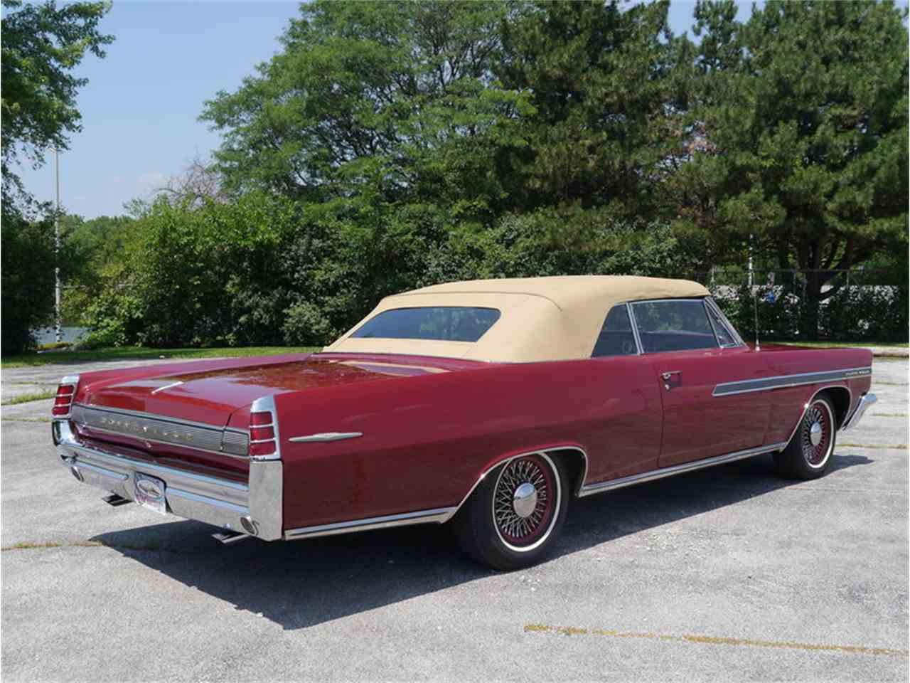 Large Picture of 1963 Bonneville Offered by Midwest Car Exchange - LAZG