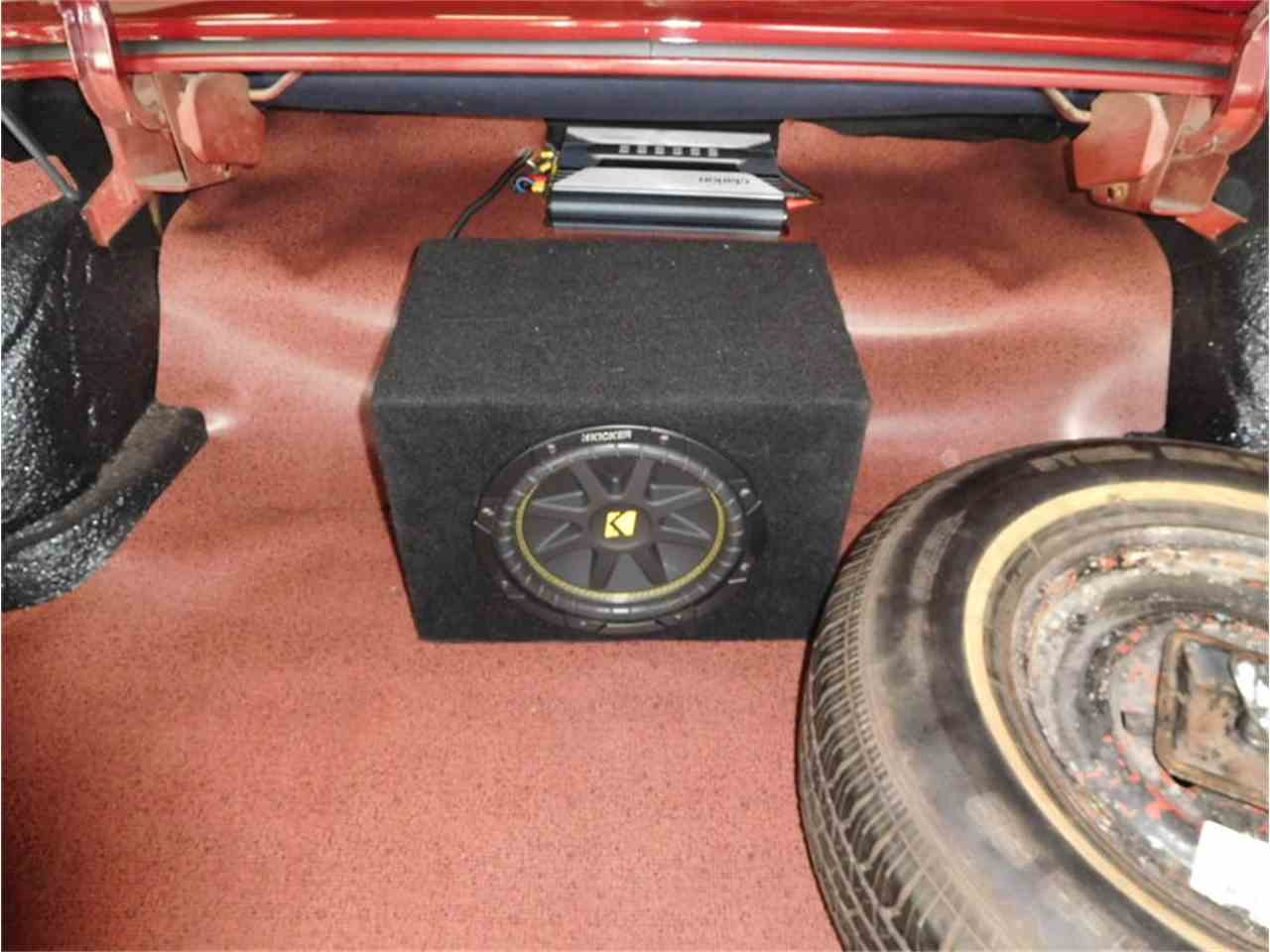 Large Picture of 1963 Pontiac Bonneville located in Alsip Illinois Offered by Midwest Car Exchange - LAZG