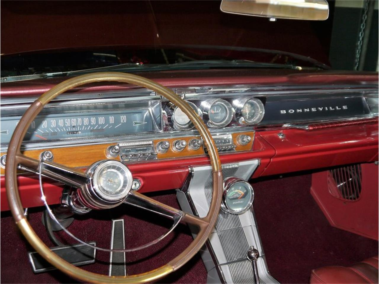Large Picture of Classic 1963 Pontiac Bonneville - $29,900.00 Offered by Midwest Car Exchange - LAZG