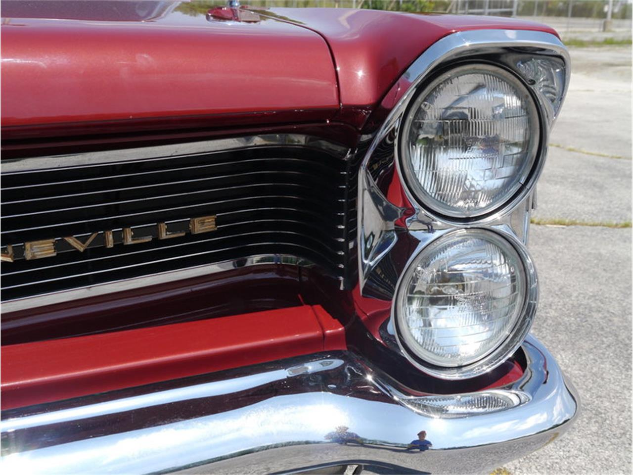 Large Picture of Classic '63 Bonneville Offered by Midwest Car Exchange - LAZG