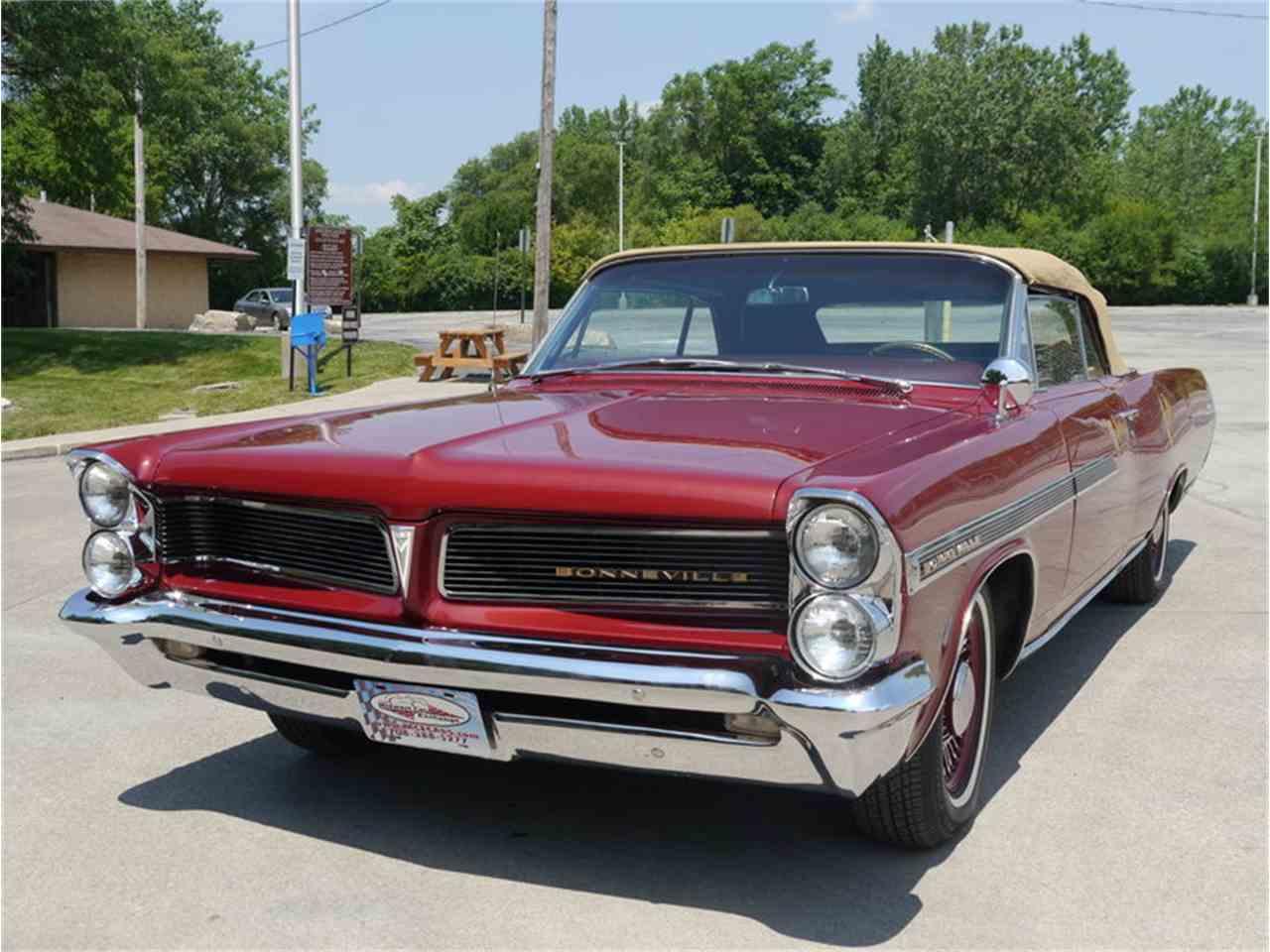 Large Picture of Classic 1963 Bonneville - LAZG