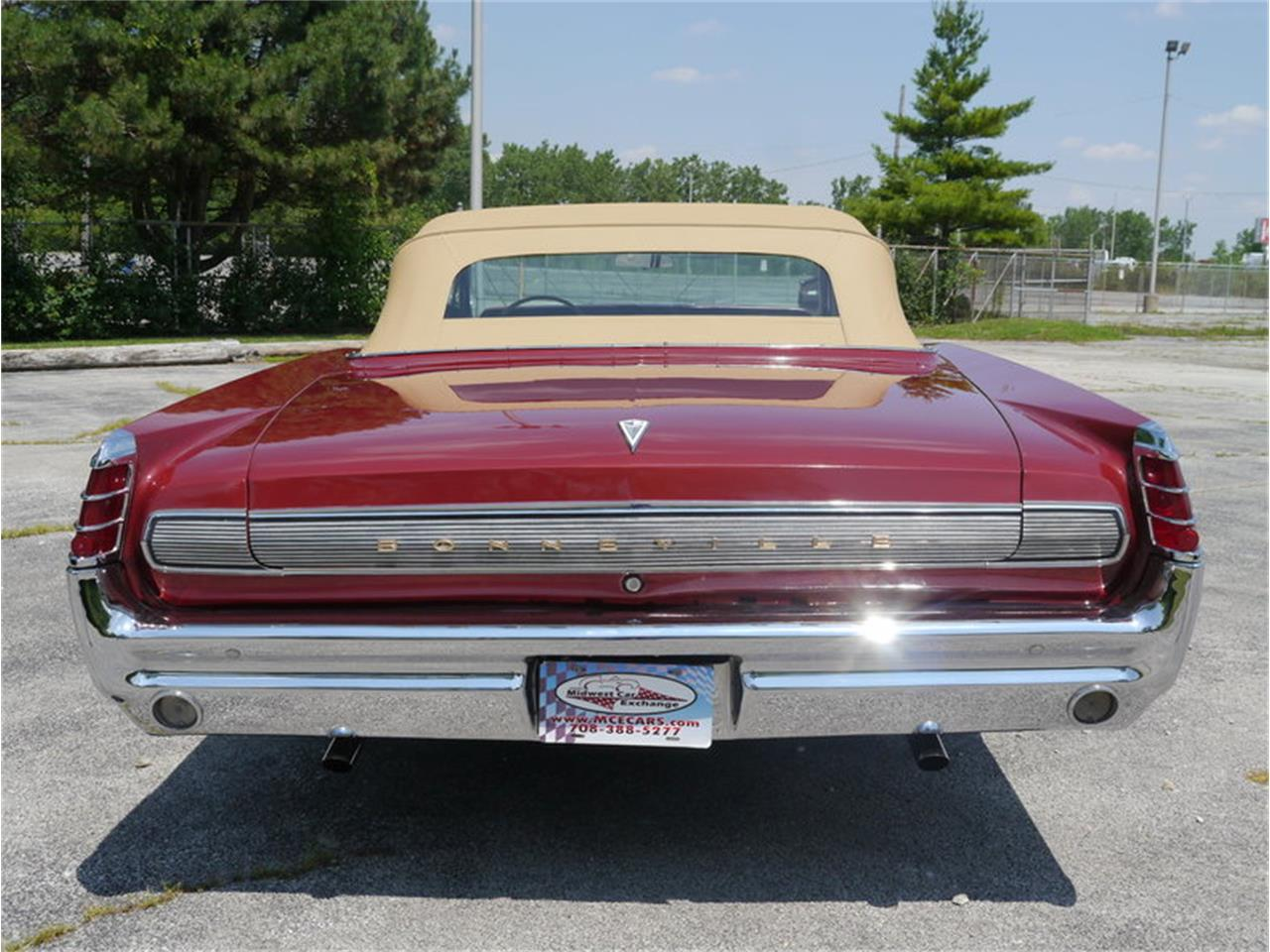 Large Picture of '63 Bonneville located in Illinois - $29,900.00 Offered by Midwest Car Exchange - LAZG