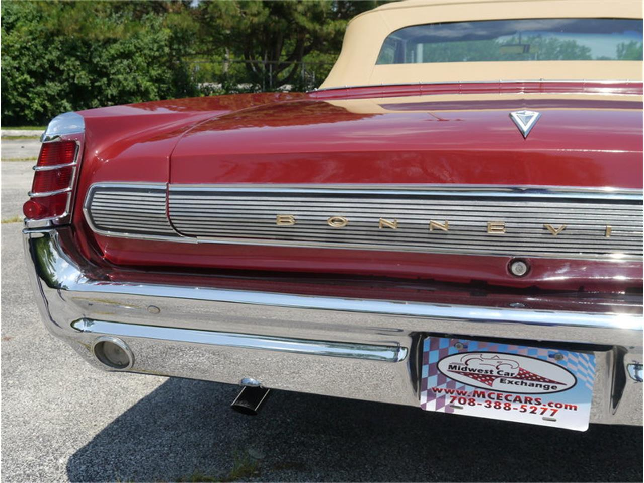 Large Picture of '63 Bonneville located in Alsip Illinois - LAZG