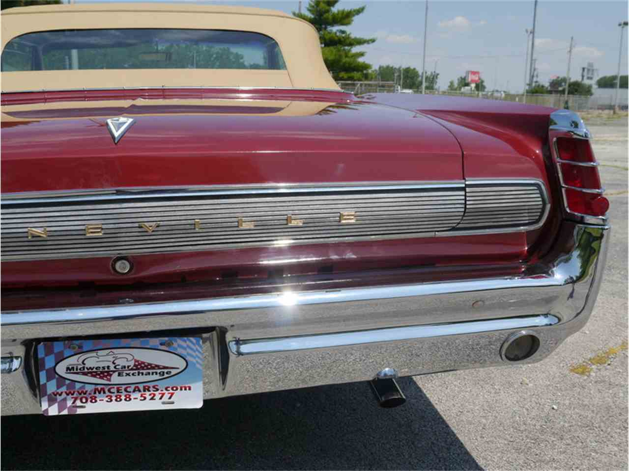 Large Picture of 1963 Bonneville - $29,900.00 Offered by Midwest Car Exchange - LAZG