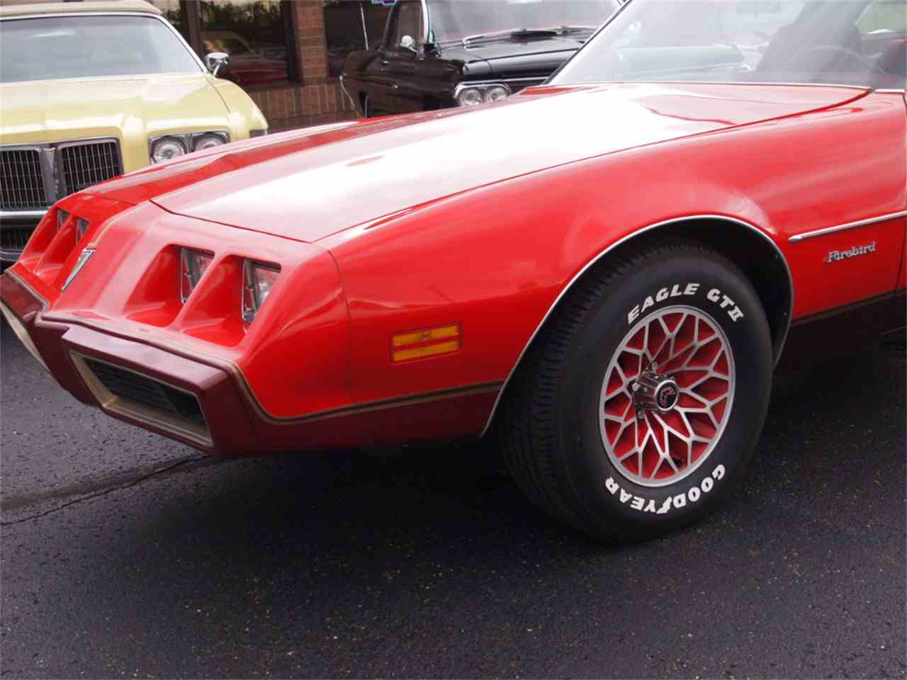 Large Picture of '79 Firebird - L877