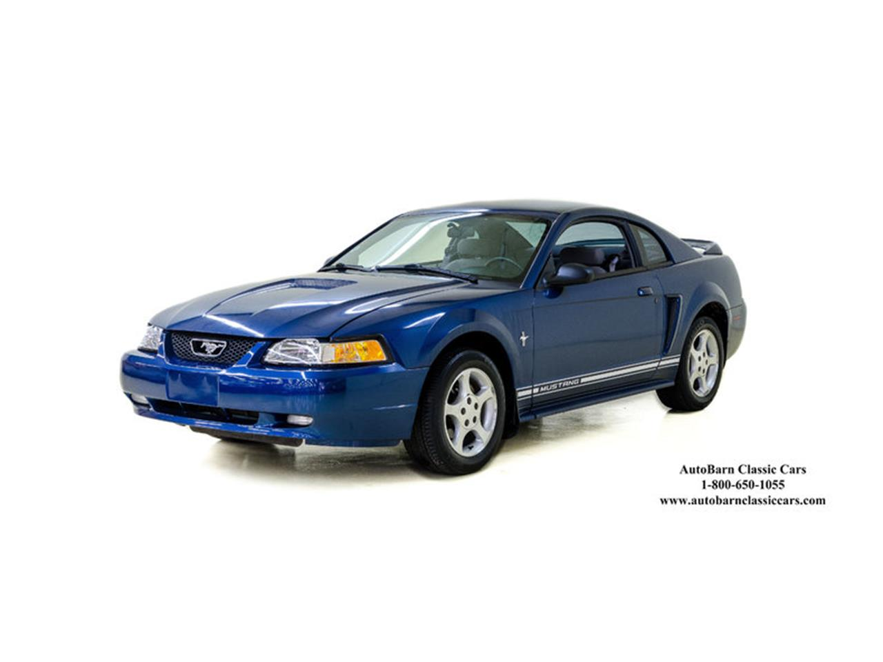 Large Picture of '00 Mustang - LB01