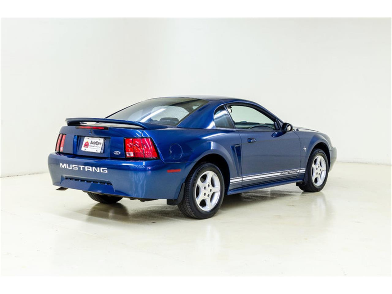 Large Picture of 2000 Mustang - LB01