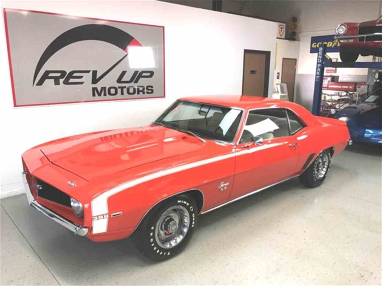 Large Picture of 1969 Camaro located in Michigan - $54,995.00 - LB0N