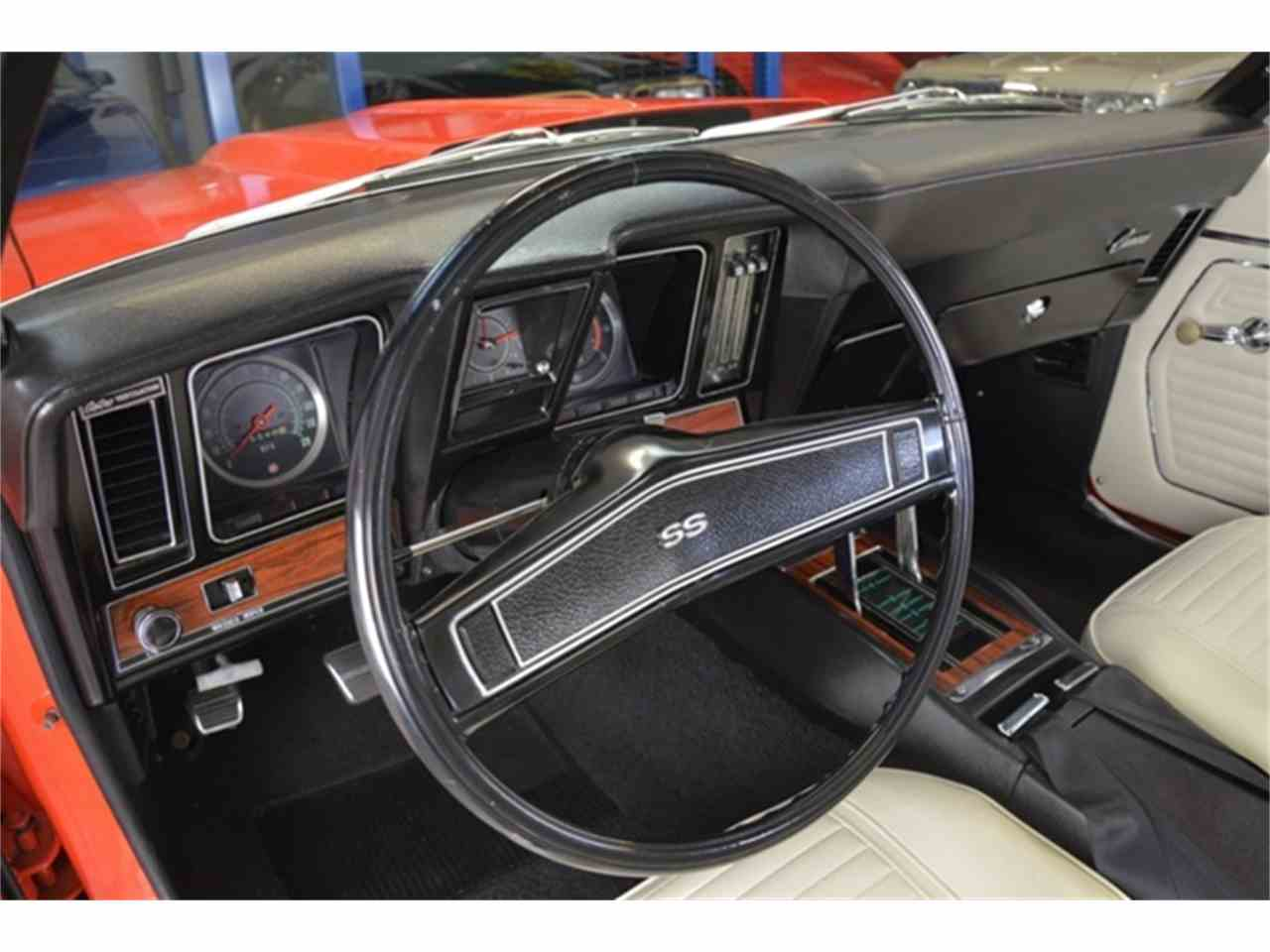 Large Picture of Classic '69 Camaro located in Shelby Township Michigan Offered by Rev Up Motors - LB0N