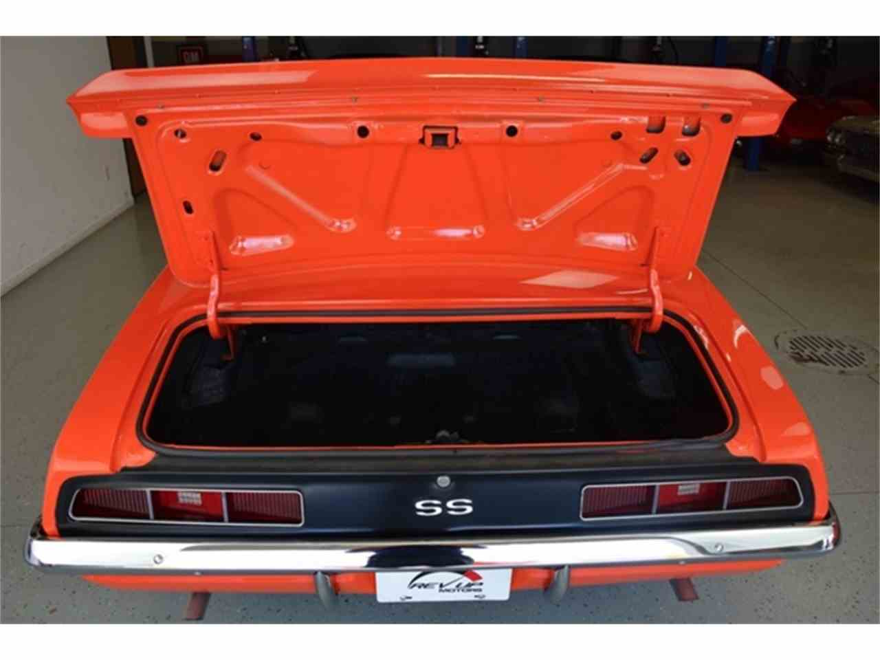 Large Picture of Classic 1969 Chevrolet Camaro located in Shelby Township Michigan - $54,995.00 - LB0N