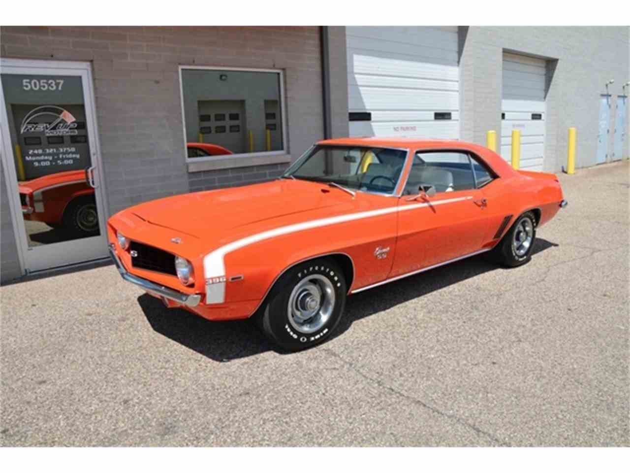 Large Picture of 1969 Camaro - $54,995.00 Offered by Rev Up Motors - LB0N
