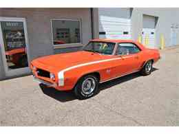 Picture of Classic '69 Chevrolet Camaro located in Shelby Township Michigan - $54,995.00 - LB0N