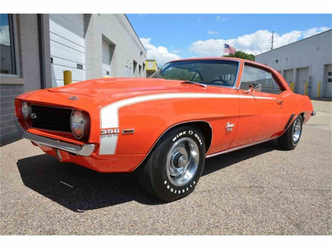 Large Picture of '69 Chevrolet Camaro - $54,995.00 - LB0N