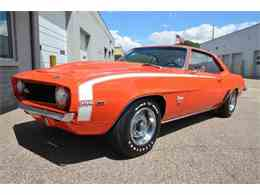 Picture of Classic '69 Camaro located in Shelby Township Michigan Offered by Rev Up Motors - LB0N