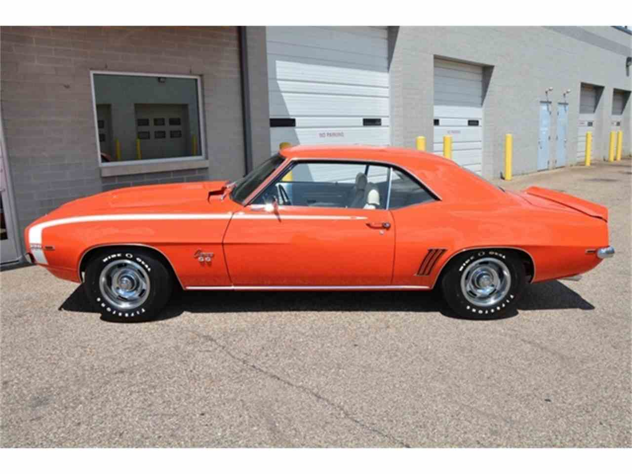 Large Picture of Classic '69 Chevrolet Camaro - $54,995.00 - LB0N