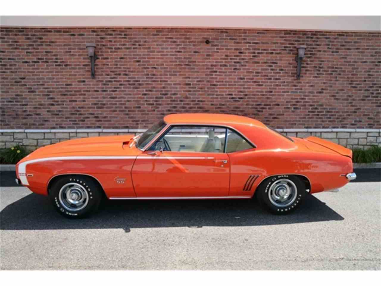 Large Picture of Classic '69 Chevrolet Camaro located in Michigan Offered by Rev Up Motors - LB0N