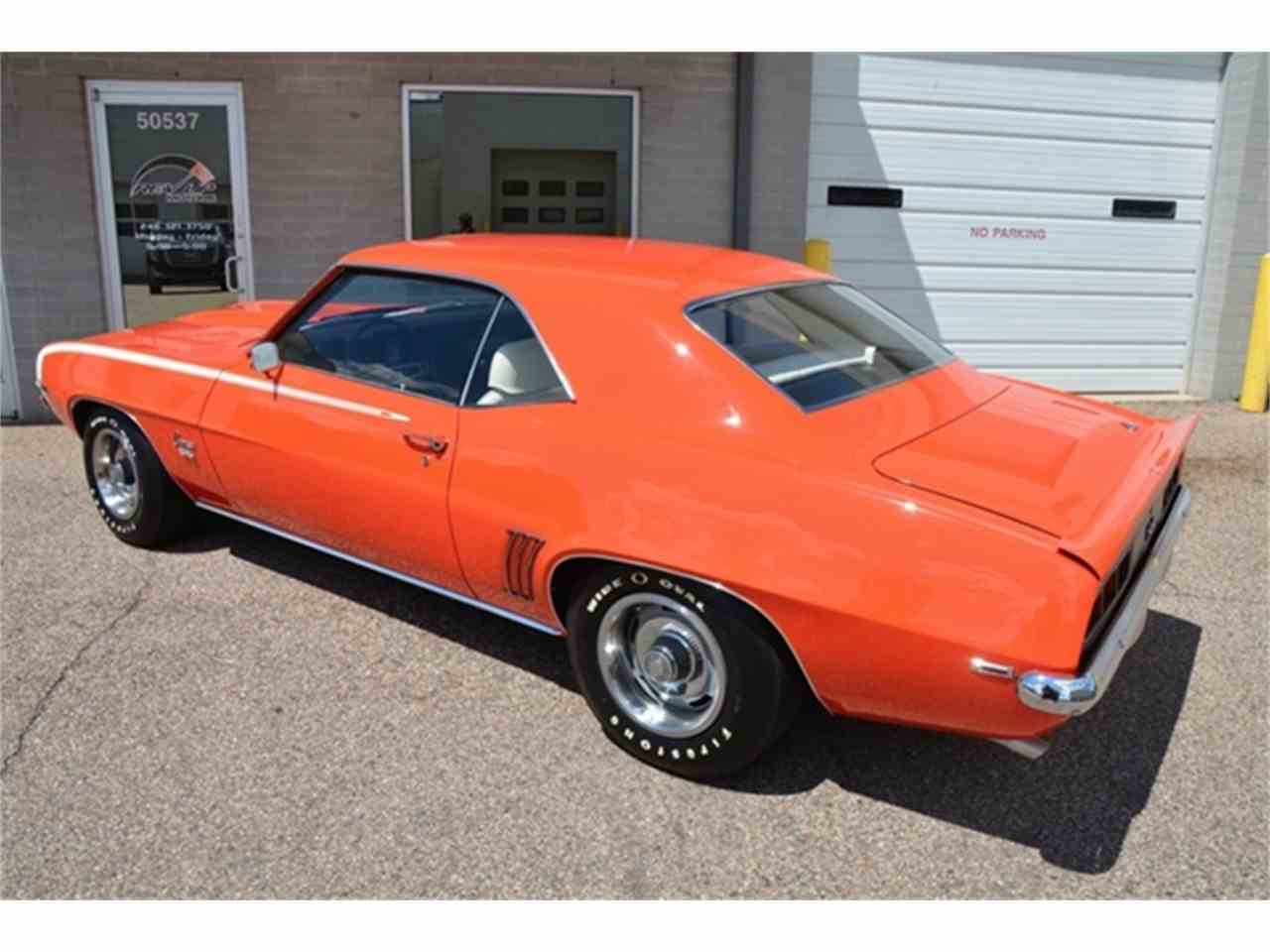 Large Picture of '69 Chevrolet Camaro located in Michigan - $54,995.00 - LB0N