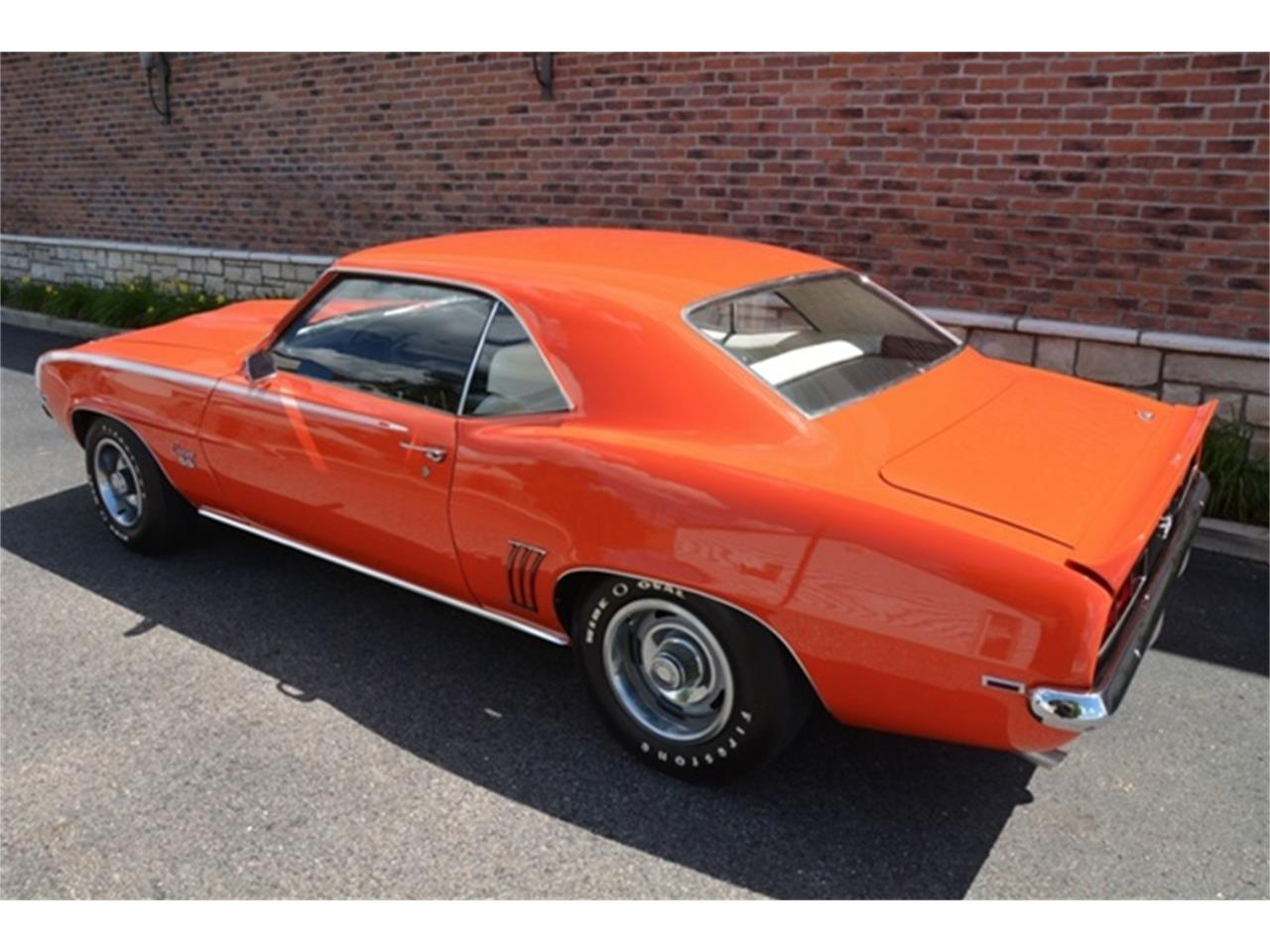 Large Picture of '69 Camaro - LB0N