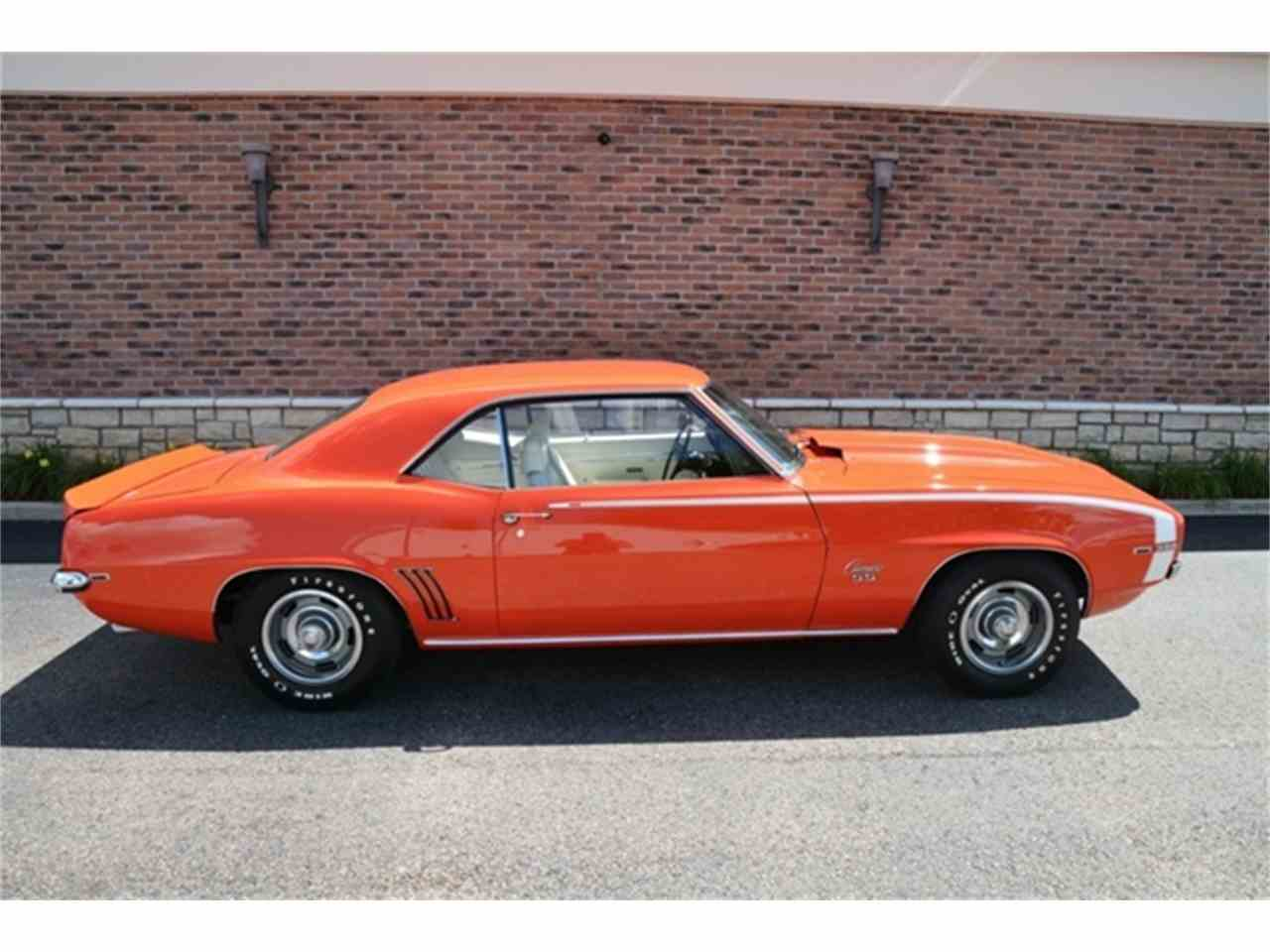 Large Picture of 1969 Camaro located in Shelby Township Michigan - $54,995.00 - LB0N