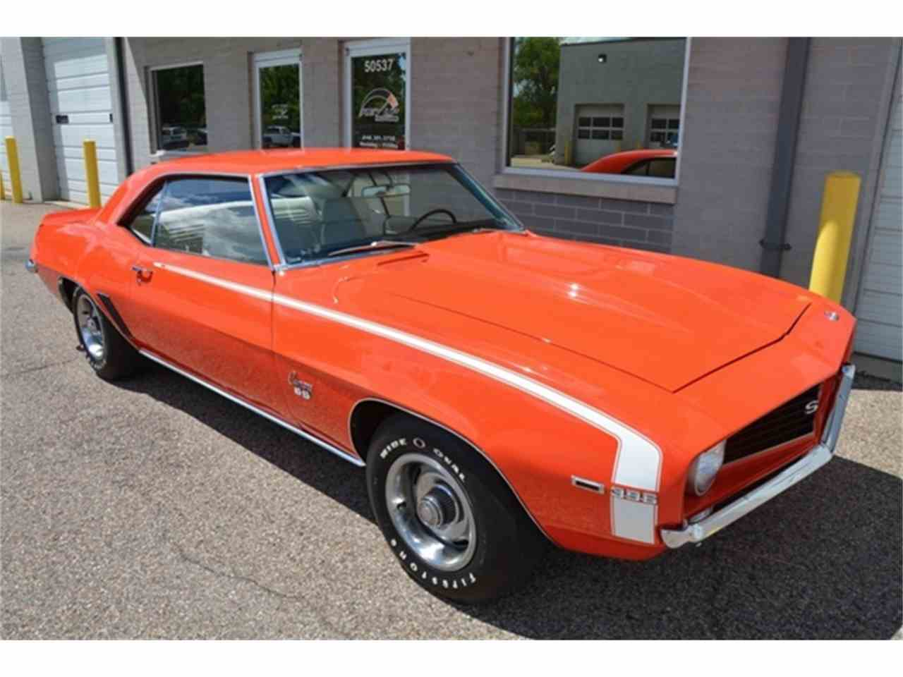Large Picture of Classic '69 Camaro located in Michigan - $54,995.00 Offered by Rev Up Motors - LB0N