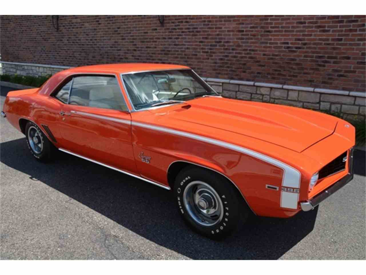 Large Picture of 1969 Chevrolet Camaro located in Michigan - LB0N