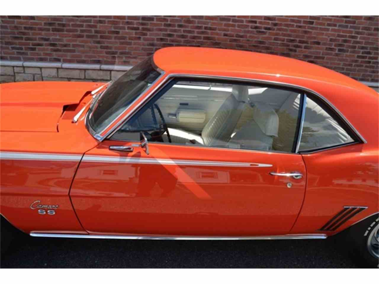 Large Picture of Classic 1969 Chevrolet Camaro located in Michigan Offered by Rev Up Motors - LB0N