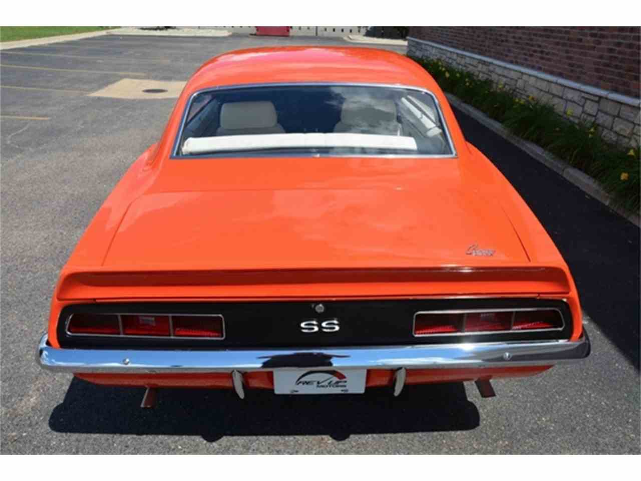 Large Picture of Classic '69 Camaro located in Shelby Township Michigan - $54,995.00 Offered by Rev Up Motors - LB0N