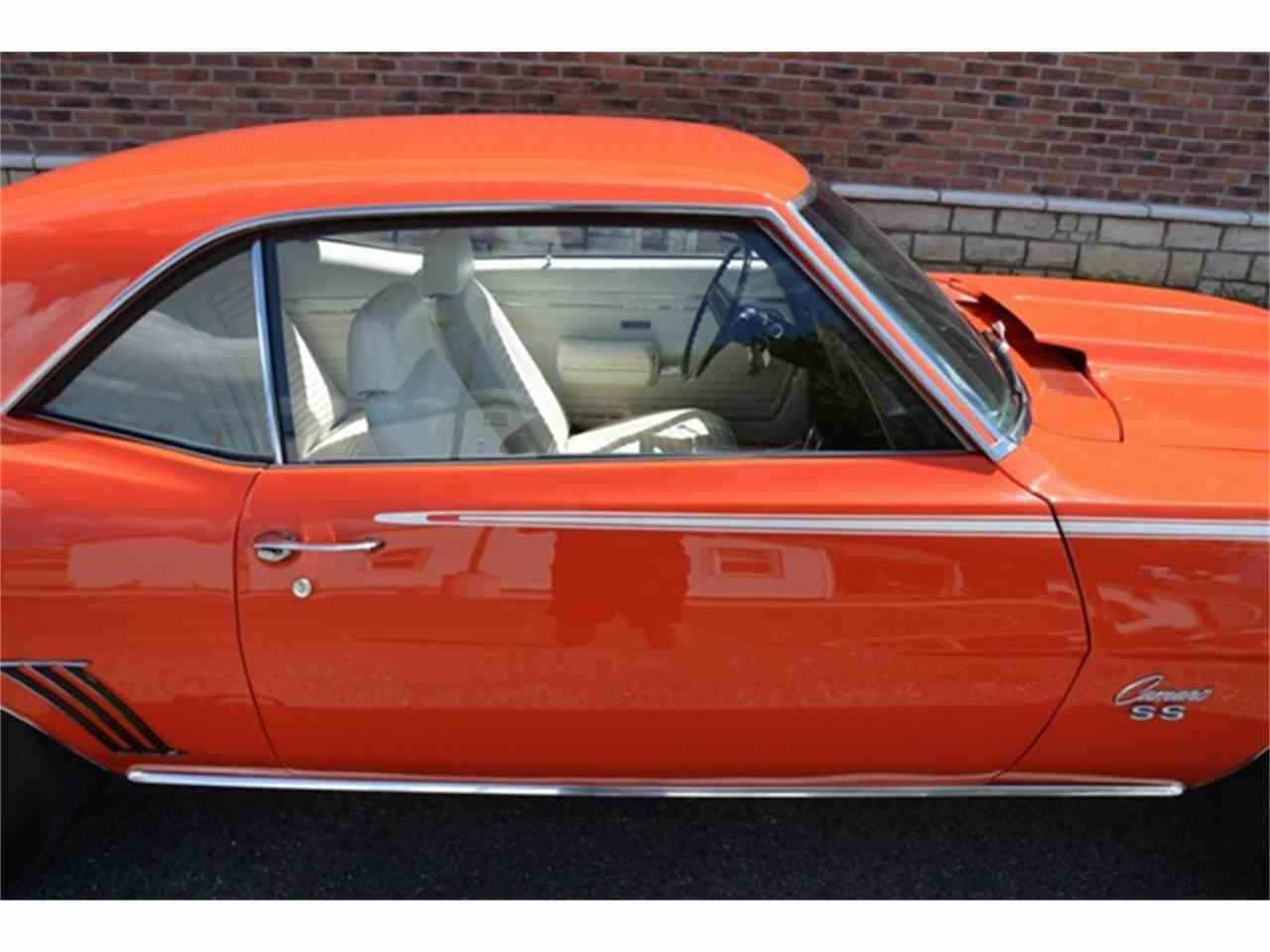 Large Picture of 1969 Camaro located in Michigan - $54,995.00 Offered by Rev Up Motors - LB0N