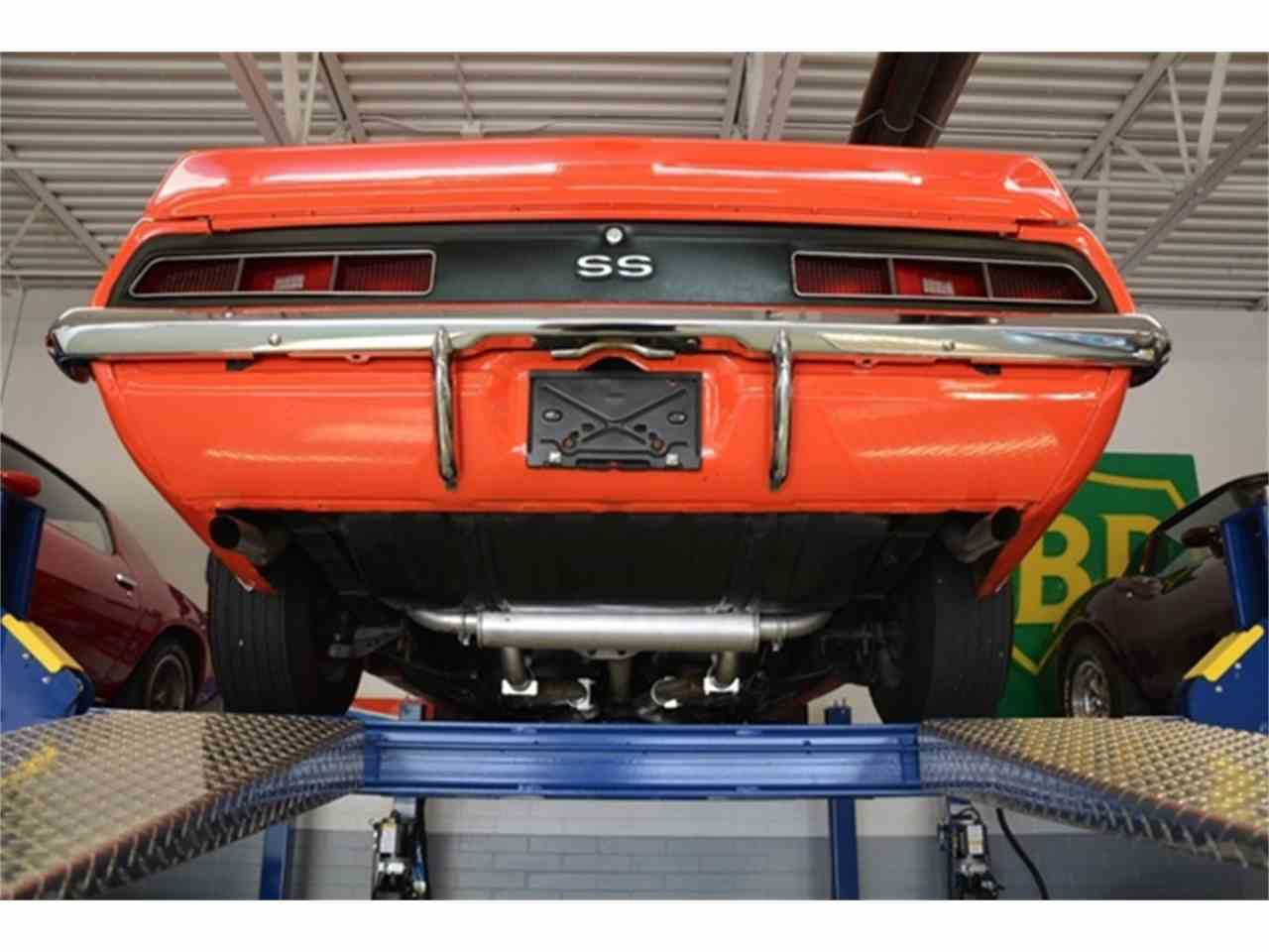 Large Picture of Classic 1969 Camaro located in Shelby Township Michigan - $54,995.00 - LB0N