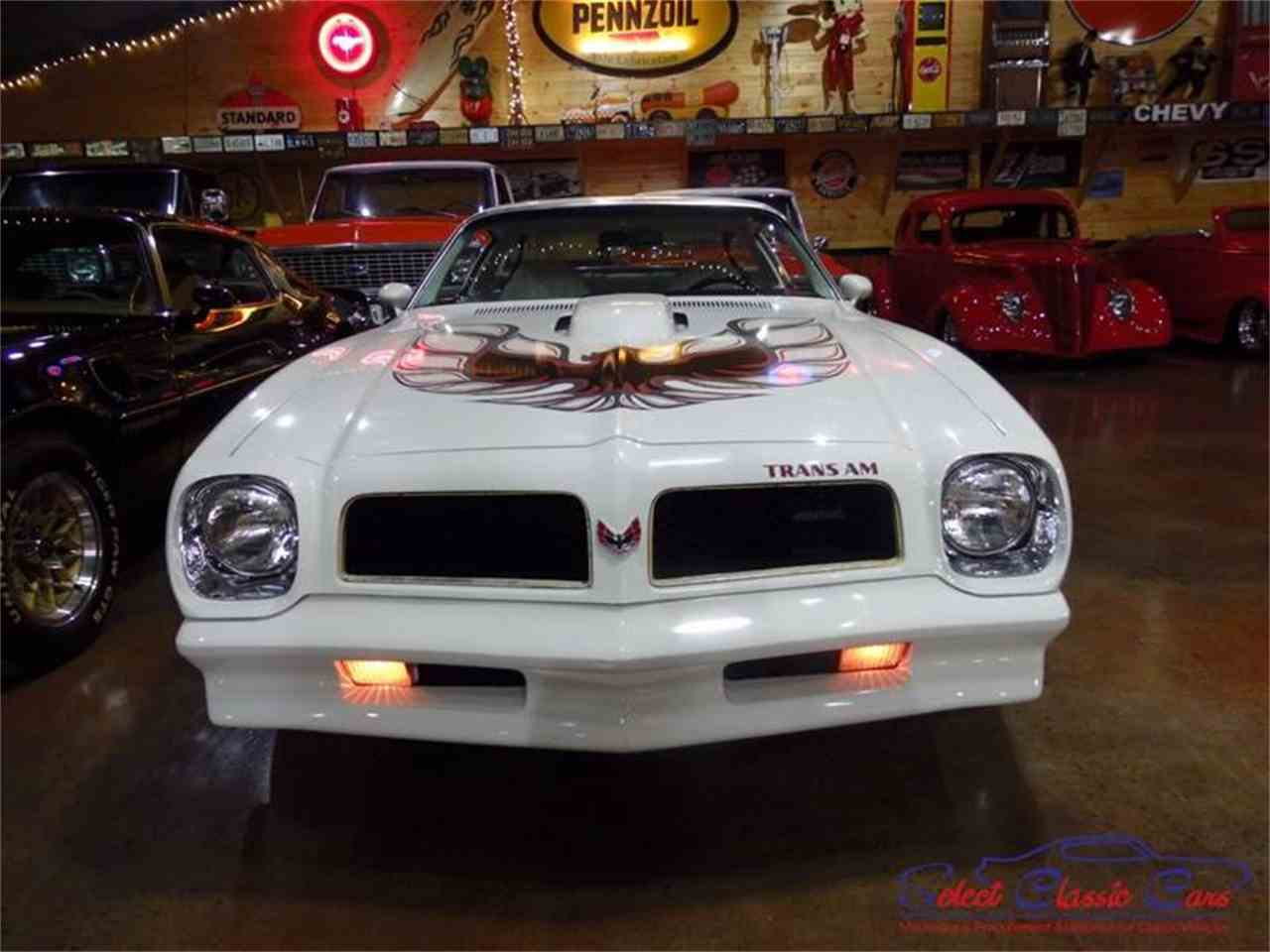 Large Picture of '76 Firebird Trans Am - LB0U