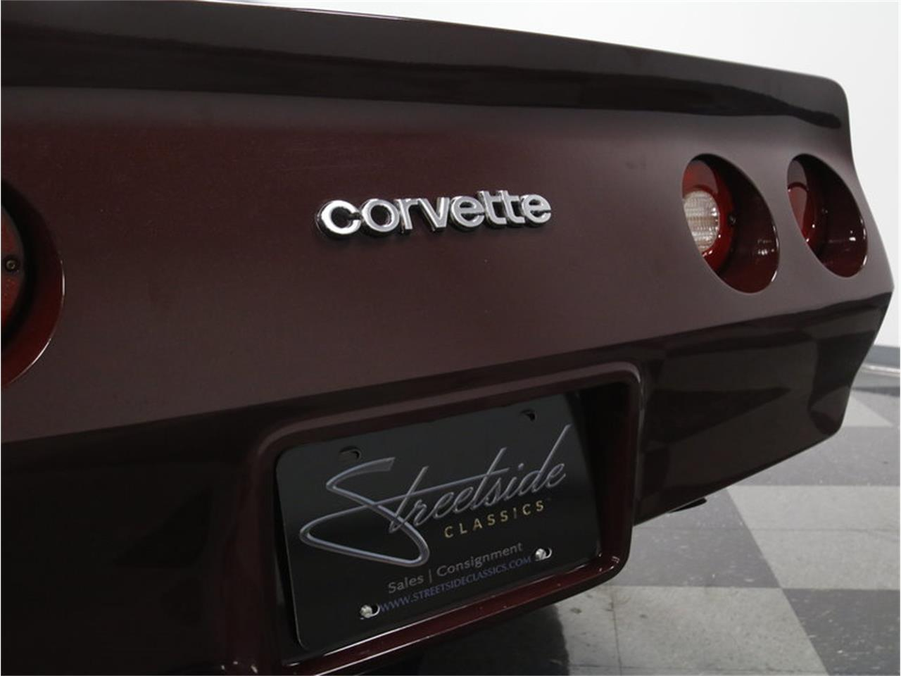 Large Picture of '80 Corvette - LB10