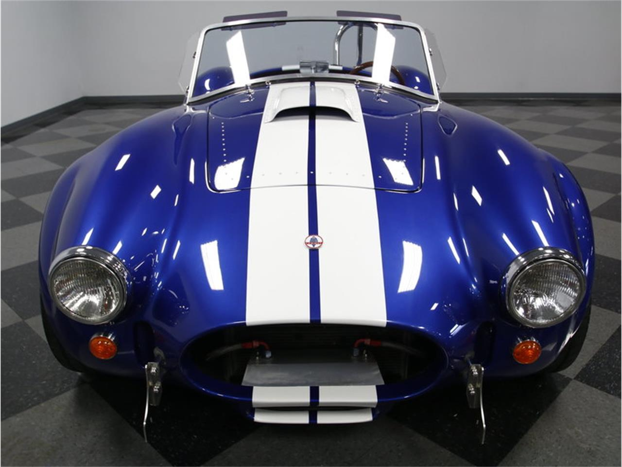 Large Picture of 1965 Backdraft Racing Cobra - LB11