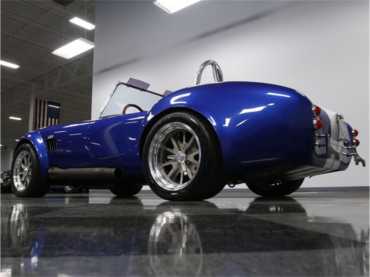 Large Picture of '65 Backdraft Racing Cobra - LB11