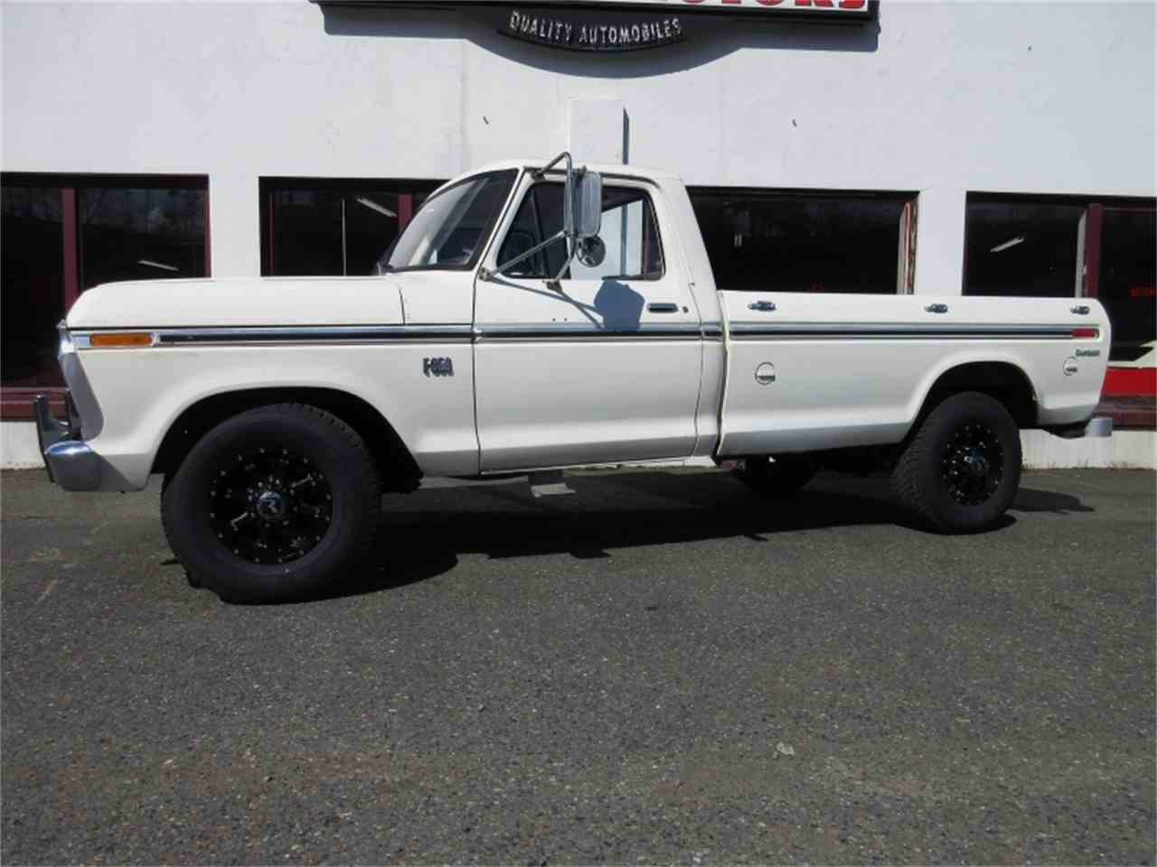 Large Picture of '73 F350 - LB1D