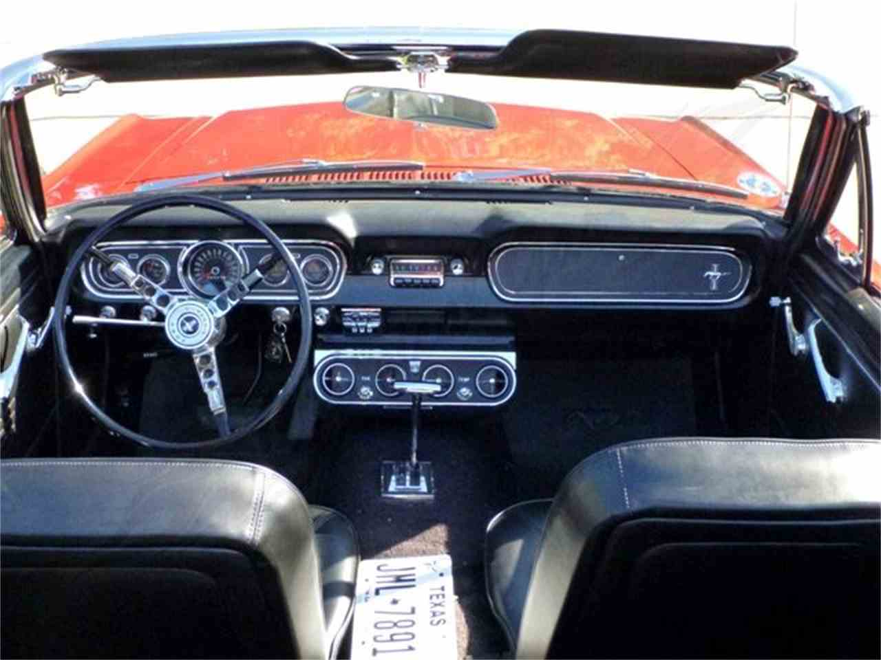 Large Picture of '66 Mustang - LB1E