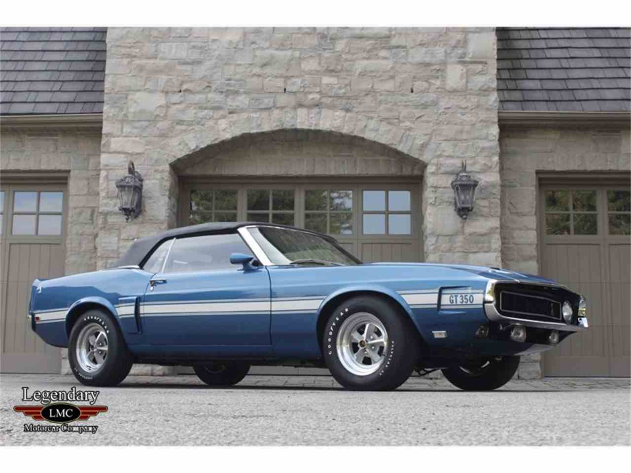 Large Picture of Classic '69 Shelby GT350 located in Ontario - $145,000.00 - LB22