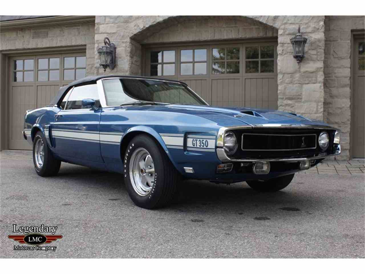 Large Picture of 1969 GT350 located in Ontario - $145,000.00 - LB22