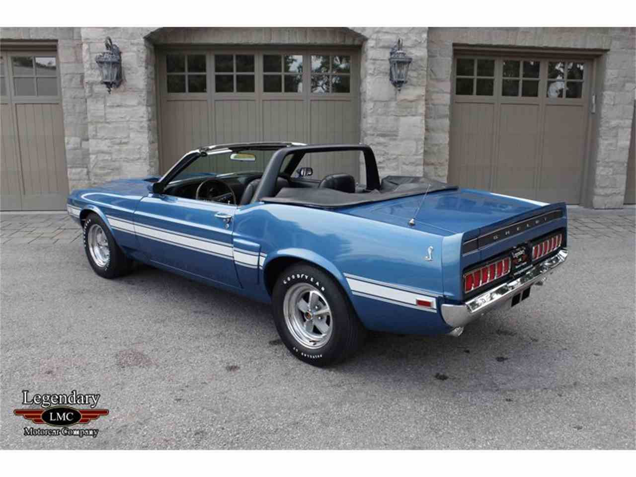 Large Picture of '69 GT350 located in Halton Hills Ontario - $145,000.00 - LB22
