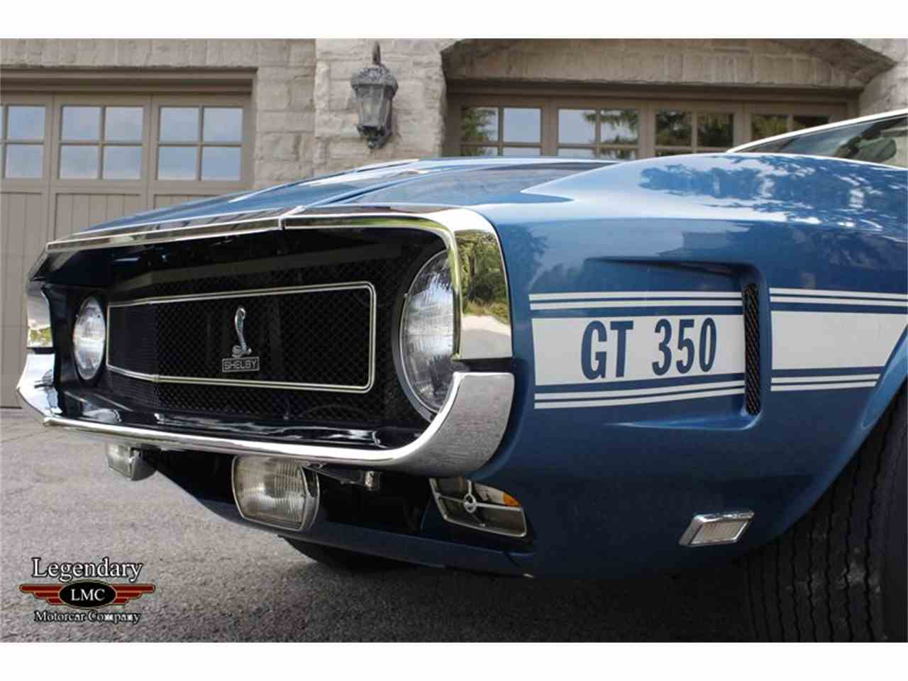 Large Picture of Classic 1969 GT350 Offered by Legendary Motorcar Company - LB22