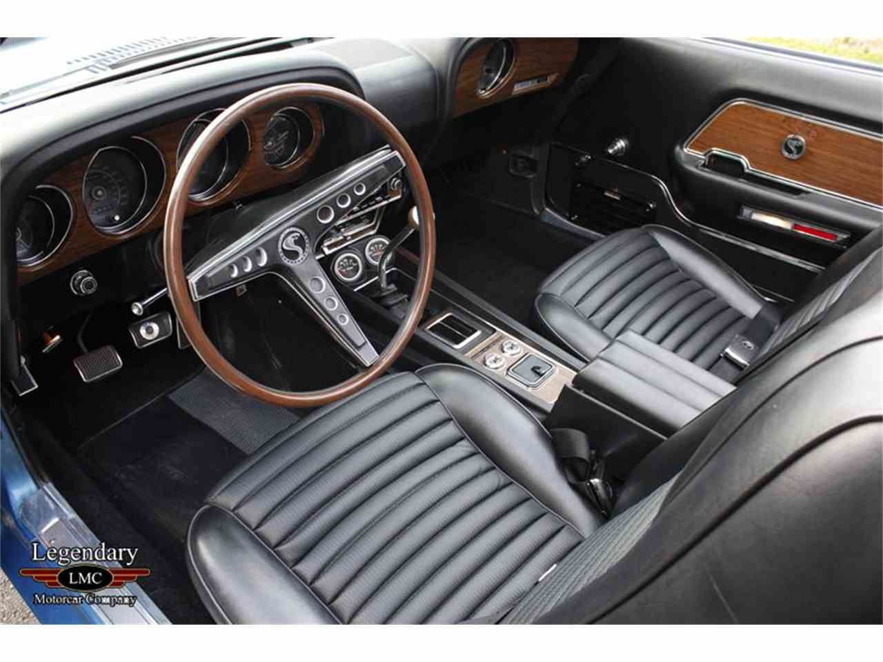 Large Picture of 1969 Shelby GT350 located in Halton Hills Ontario - $145,000.00 - LB22