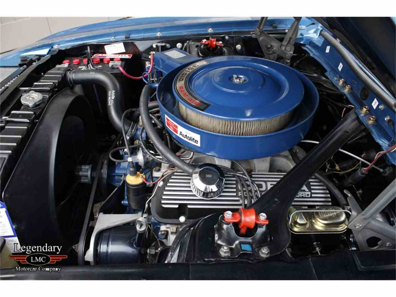 Large Picture of Classic '69 Shelby GT350 located in Halton Hills Ontario - $145,000.00 Offered by Legendary Motorcar Company - LB22
