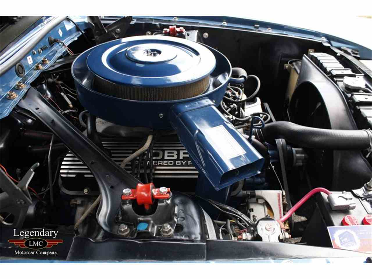 Large Picture of Classic '69 GT350 Offered by Legendary Motorcar Company - LB22