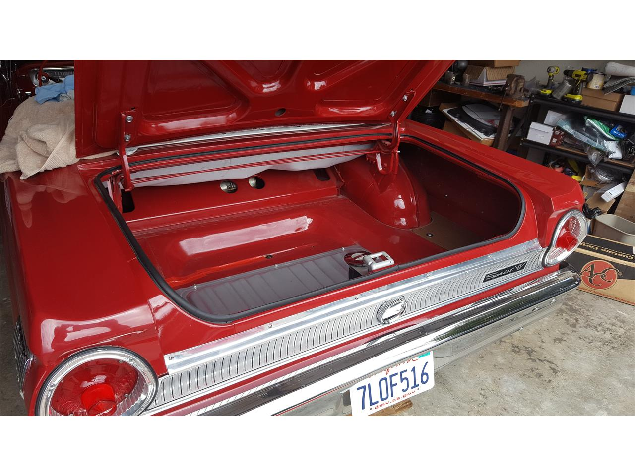 Large Picture of Classic 1964 Falcon located in San Diego California - L87F