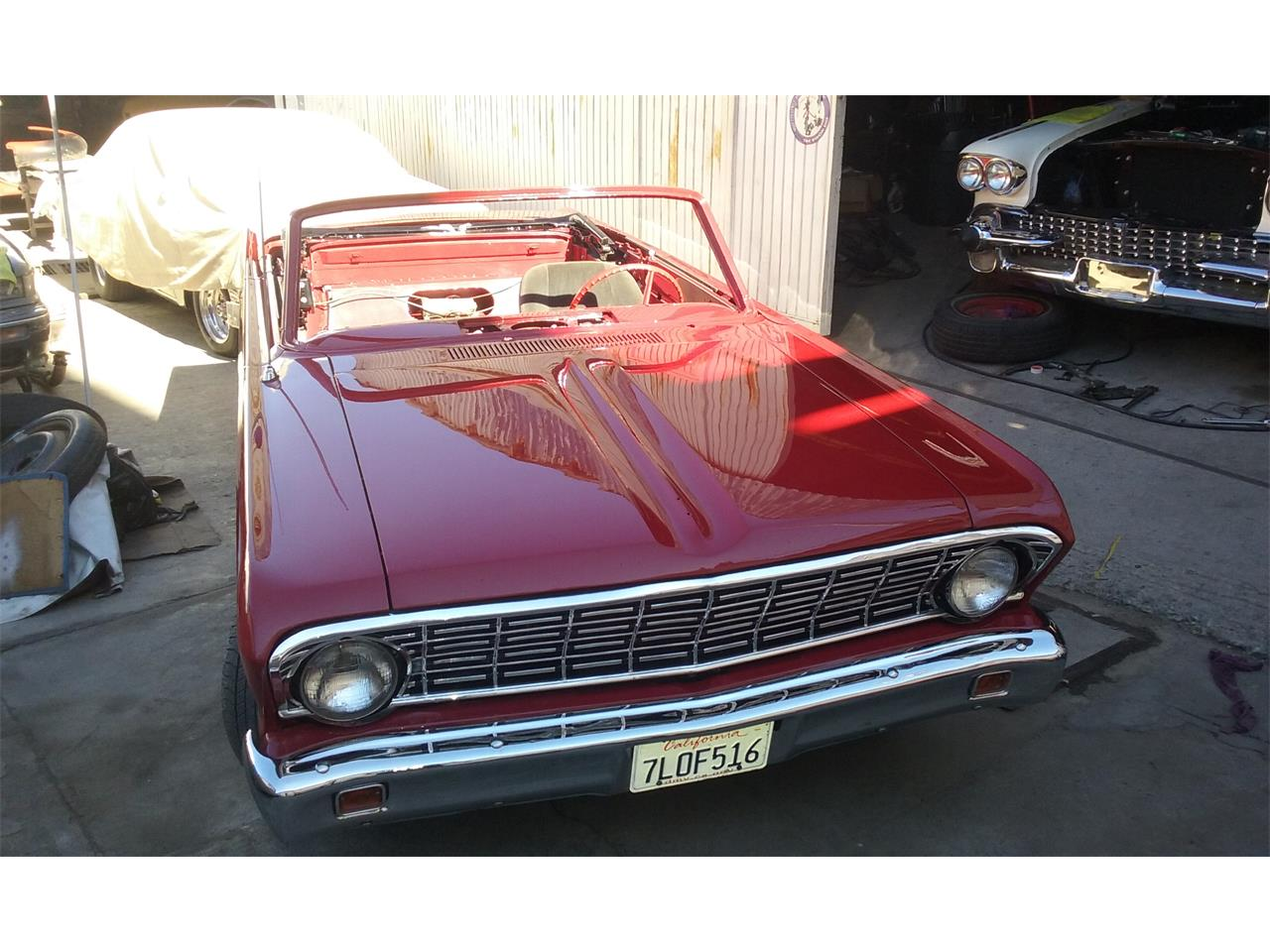 Large Picture of '64 Falcon - L87F