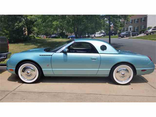 Picture of '02 Thunderbird - LB2F