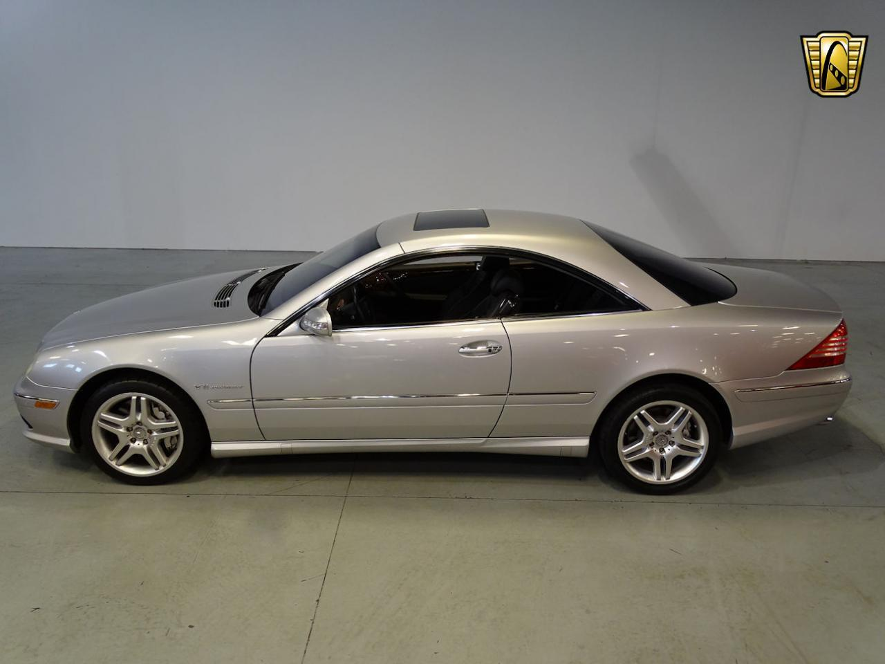Large Picture of '04 CL55 - L87G